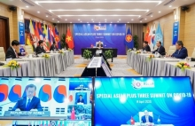 vietnam leads regional pandemic response as asean chair
