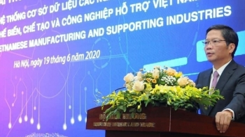 database of vietnamese manufacturing and supporting industries launched
