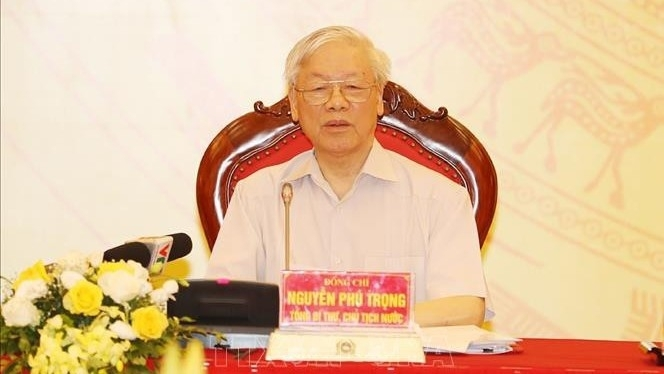 central public security party committee urged to make thorough preparations for party congress