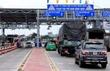 electronic non stop toll collection to be conducted nationwide by december 31