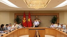 deputy pm vuong dinh hue chairs monetary financial advisory council