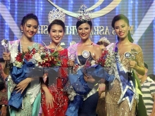 thai beauty crowned miss asean friendship 2017