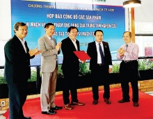 hcmc promotes growth of chip industry