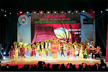 culture festival for children of all ethnic groups
