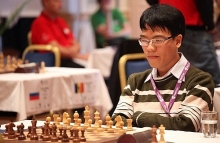 vietnam grandmaster finishes 2nd in world open chess