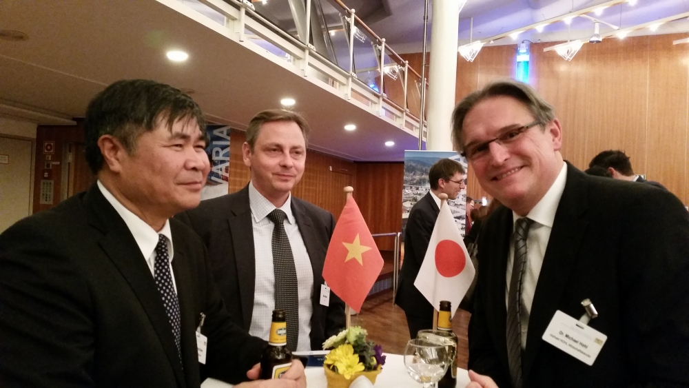 firms in germanys bayern state express interest in vietnamese market