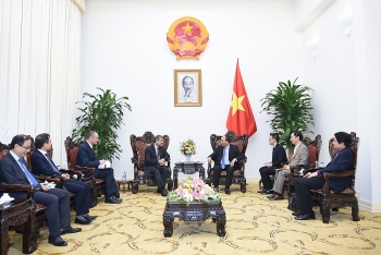 pm vietnam ready to promote ties with slovenia