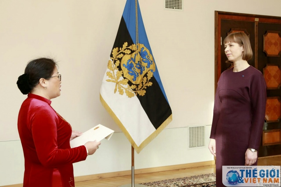 estonian president seeks enhanced cooperation with vietnam