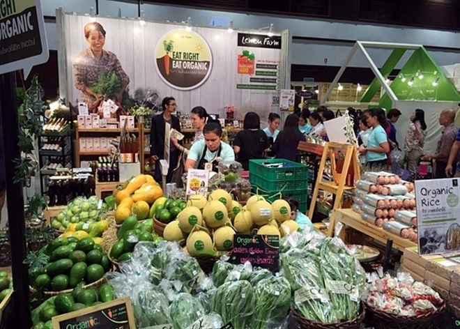 vietnam firms to join thai organic expo