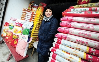 china to import american rice for the first time