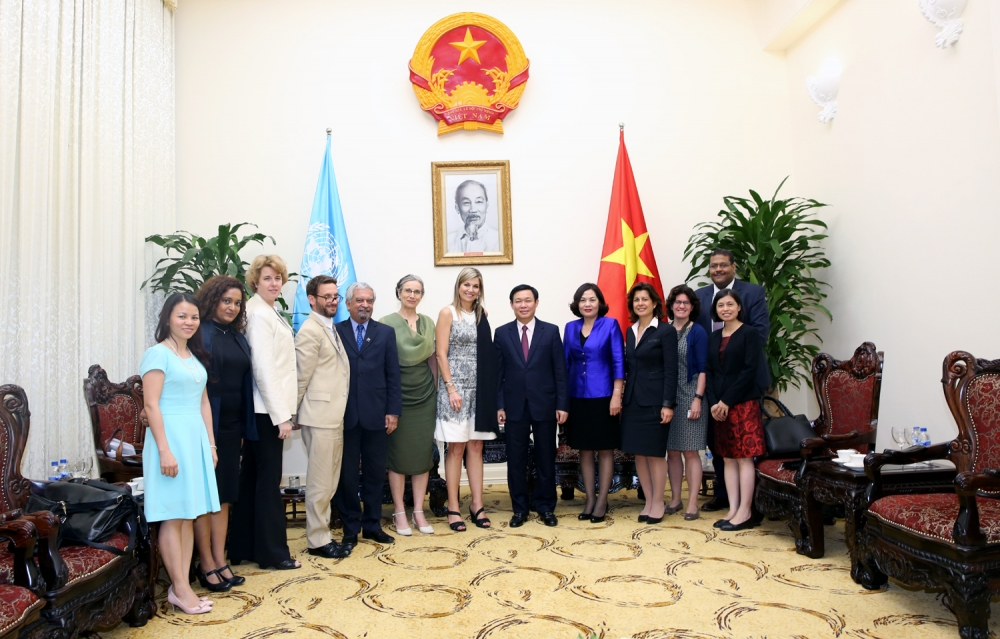 vietnam netherlands share visions on financial policy enforcement