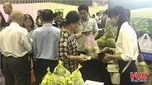 vietnam farm and food expo kicks off