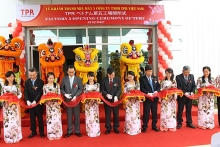 japan invested firm opens 42 mln usd factory in binh duong