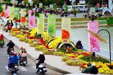 da lat flower festival 2017 set for december