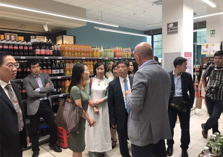 boosting vietnamese exports to italys distribution network