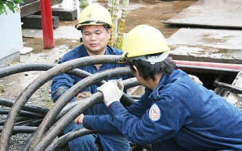 improving power supply for hcmc residents