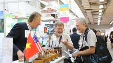 vietnam attends largest food beverage fair in north america