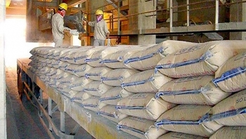 six month cement exports expand 50 pct year on year