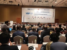 mid term vietnam business forum opens in hanoi