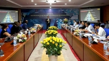 conference discusses building of e finance system
