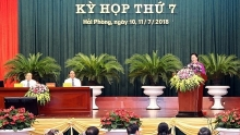 national assembly leader expects hai phong to grow further