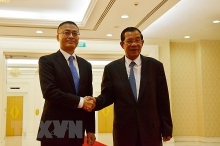 ambassador highlights good results in vietnam cambodia economic ties