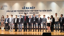 vietnamese businessmen club makes debut in rok