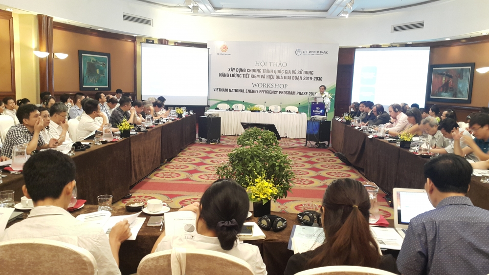 vietnam promotes program on electrical energy efficiency and conservation