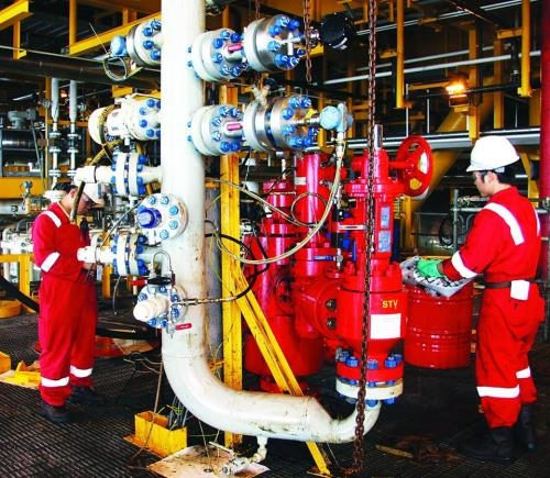 pvep surpasses oil and gas exploration financial targets