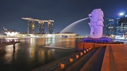 singapores economy grows slower in q2 than expected