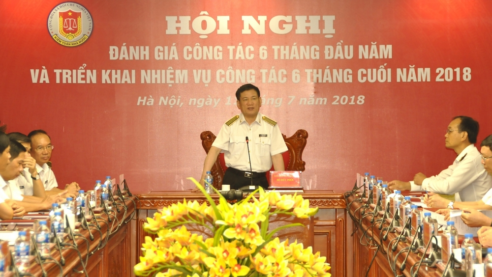 state audit suggests financial prosecutions of nearly vnd23 trillion