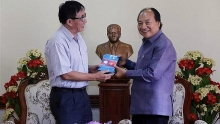 film on president souphanouvong handed over to laos
