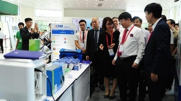 international pharmaceutical exhibition opens in da nang