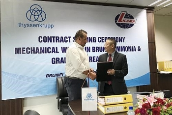 lilama corporation secures mechanical installation deal in brunei
