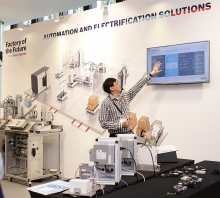 bosch rexroth showcases the latest automation at factory automation technology day