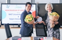 rmit sihub sign mou to boost startup and innovation ecosystem