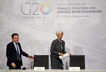 g20 ministers call for greater dialogue on trade tensions draft