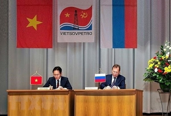 vietnam russia oil and gas firms step up cooperation