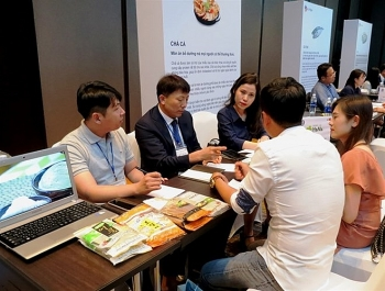 rok seafood firms seek opportunities in vietnam