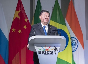 china south africa call for trade cooperation at brics summit