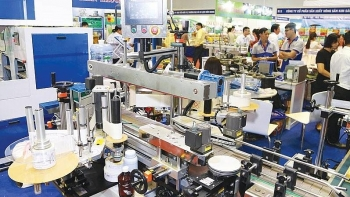 farm produce and agricultural machinery fairs open in ho chi minh city