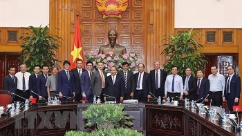 pm hosts investors interested in bac lieu power project