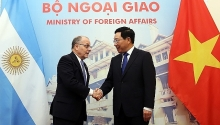 vietnam argentina forge stronger collaboration