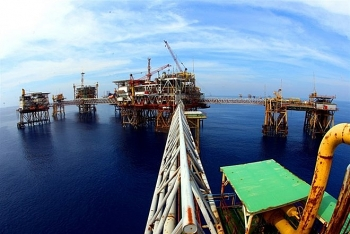 oil gas output exceeds six month targets