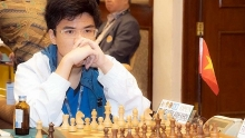 vietnams chess prodigy wins asian junior rapid gold