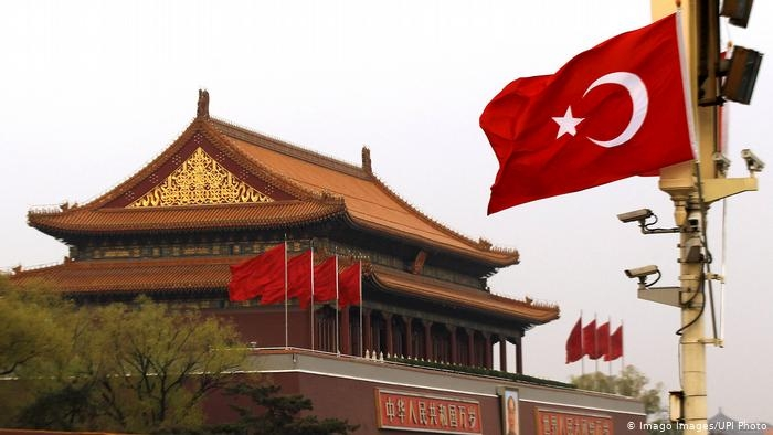 turkey china seek to expand economic ties despite political differences
