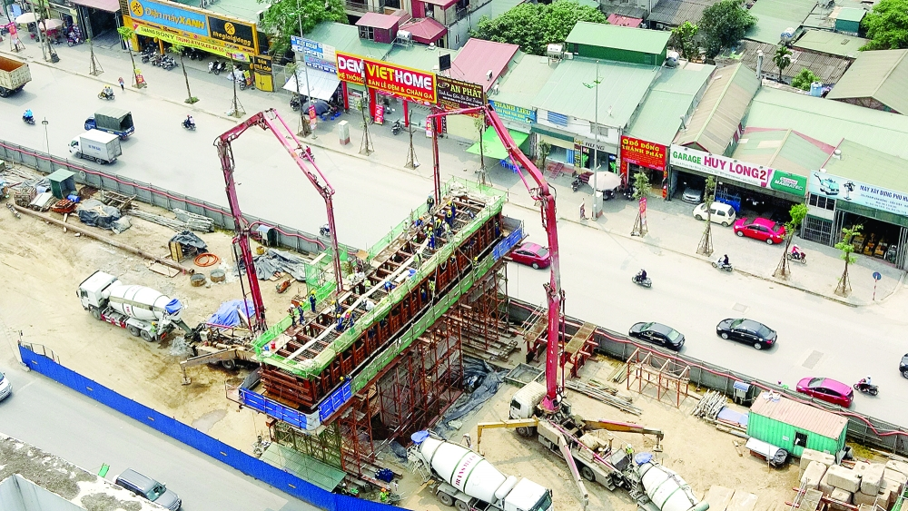 hanoi leads in investment attraction