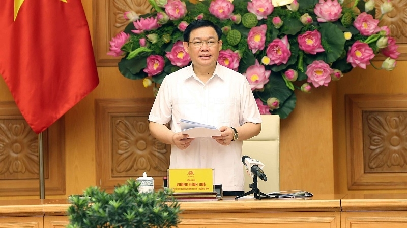 deputy pm reviews soes equitisation restructuring