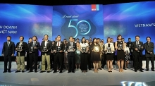 top 50 most effective businesses in vietnam honoured
