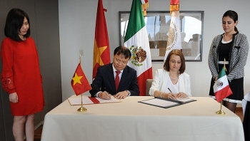 vietnam mexico boost economic trade and investment cooperation